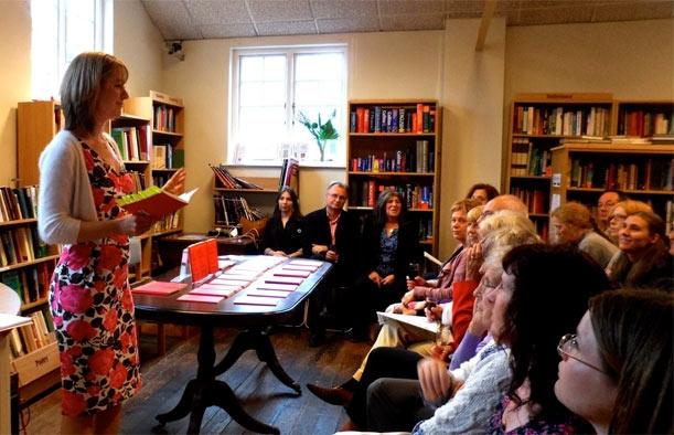 Book launch, Summer 2011