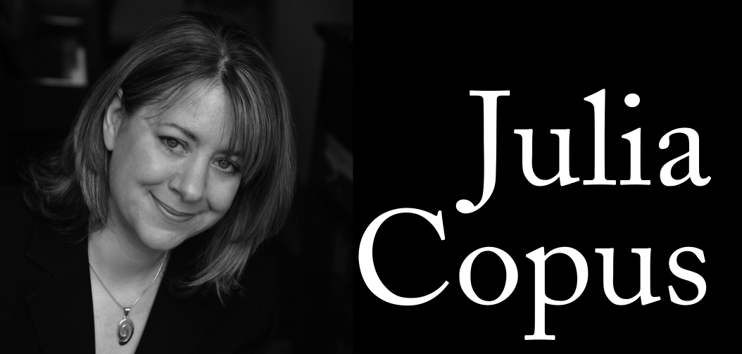 Julia Copus ||  Poet * Children's Writer * Biographer